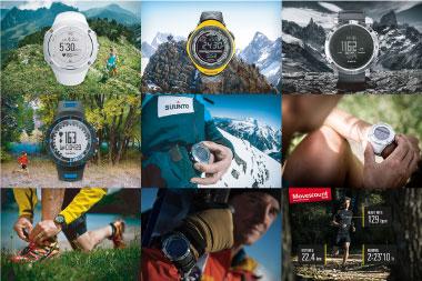 SUUNTO from finland☆その先のフィールドに挑む、世界中の冒険家やトップアスリートやお洒落さん達が求める機能とデザインを搭載した腕時計。